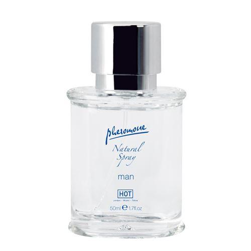Natuurlijke feromonen spray (voor hem)