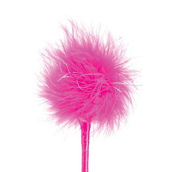 FF roze veren zweep