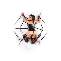 FF nylon web bondage set