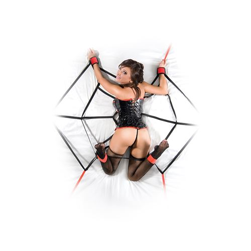 FF nylon web bondage
