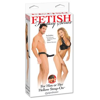 FF Unisex holle strap-on 15 cm