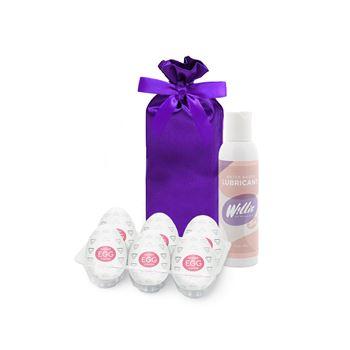 Tenga Egg Stepper 6 stuks voordeelpakket