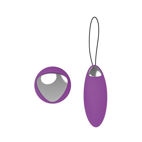 Dream Toys Duo Pleaser vibrerend eitje