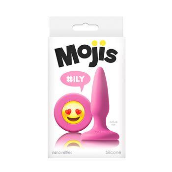 Mojis Ily anaalplug