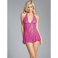 BeWicked Taylor roze babydoll