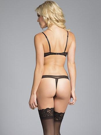 BeWicked Scarlett lingerie set