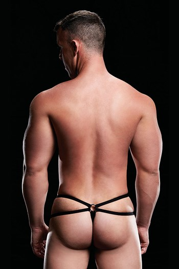 Envy Low-Rise g-string (zwart)