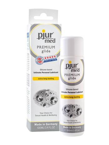Pjur MED Premium glijmiddel op siliconenbasis 100ml