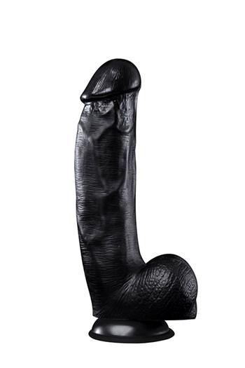 Hoodlum zwarte realistische dildo 16cm