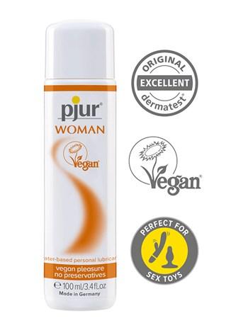 Pjur Woman Vegan glijmiddel