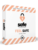 Feel Safe Ultra Dun Condooms 36st
