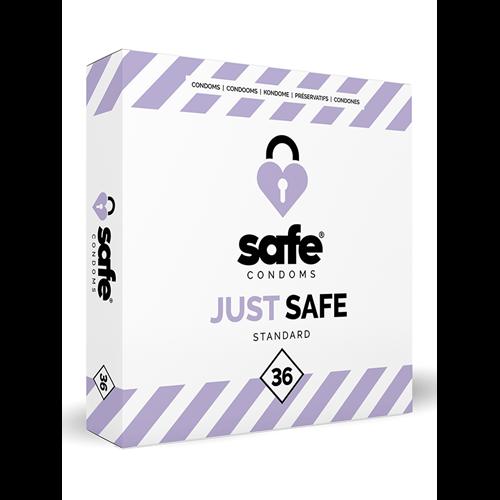 Just Safe Standaard Condooms 36st