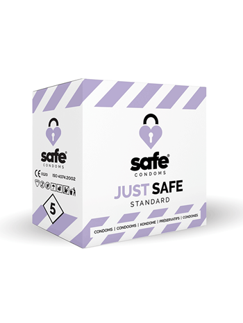 Just Safe Standaard Condooms 5st