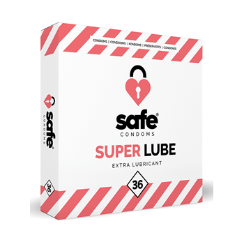 Safe Superlube Condooms