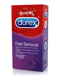 Durex Feel Sensual Condooms 12st