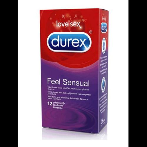 Durex feeling sensual condooms - 12 stuks