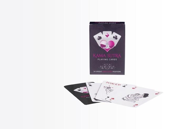 Gratis kaartspel bij alle Tease & Please vanaf 10 euro