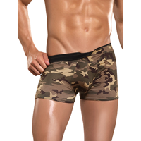 Male Power Camo boxer