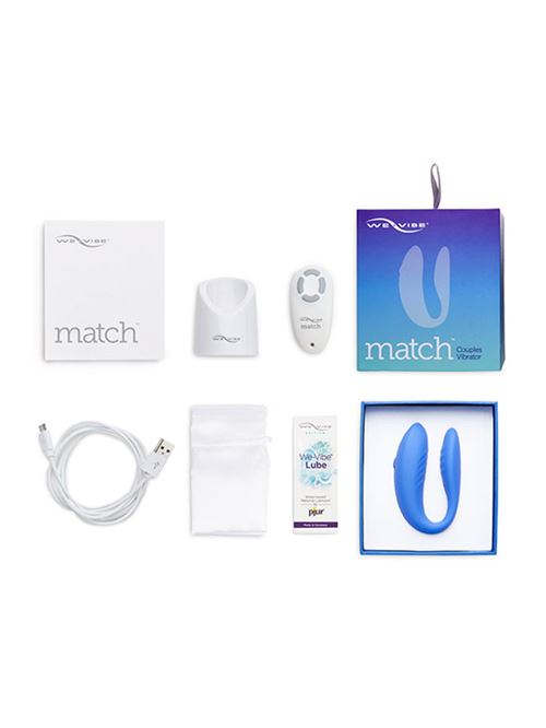 We-Vibe Match Partner Vibrator voordeelpakket