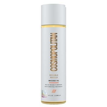 Cosmpolitan massageolie met geur 120ml (Vanille)