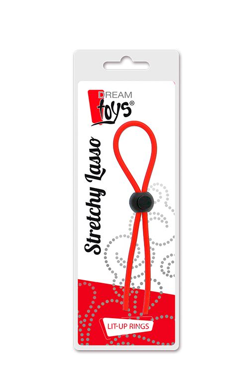 Dream Toys Lasso cockring dun