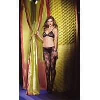 Bodystocking met cut-out voorkant