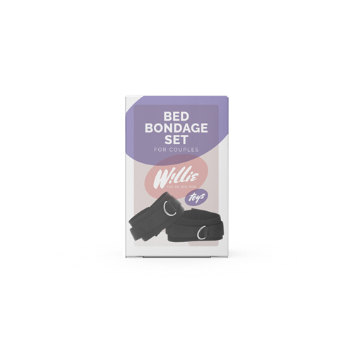 Willie Bed Bondageset