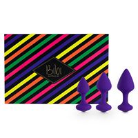 FeelzToys Bibi butt plug set