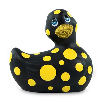 I Rub my Duckie 2.0 Happiness massager (Zwart)