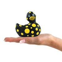 I Rub my Duckie 2.0 Happiness massager (Zwart)