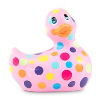 I Rub my Duckie 2.0 Happiness massager (Roze)