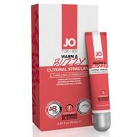 JO Warm & Buzzy clitoris gel 10ml