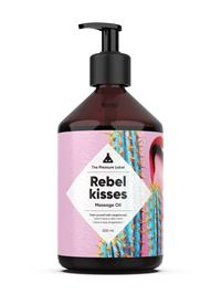Rebel Kisses massage olie (500ml)