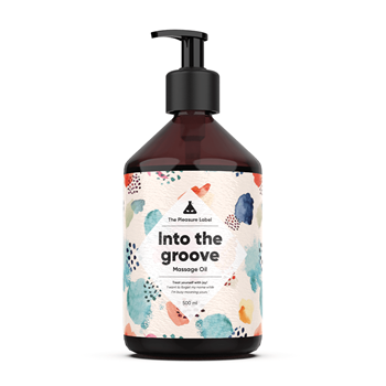 Into the Groove massage olie (500ml)