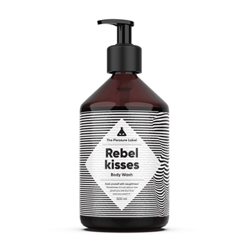 Rebel Kisses body wash 500ml