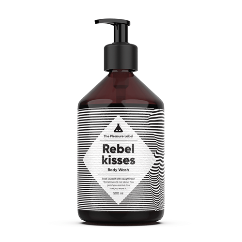 Rebel Kisses showergel 500ml