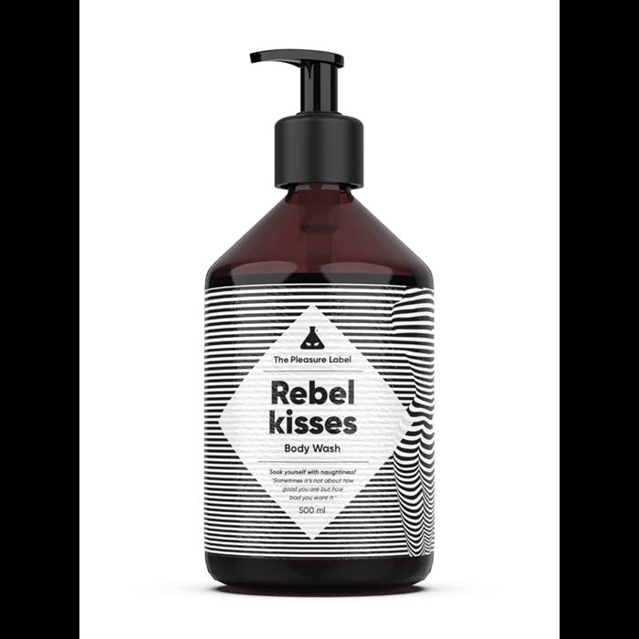 Rebel Kisses showergel 500ml
