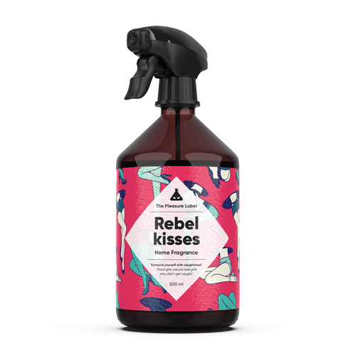 Rebel Kisses huisspray 500ml