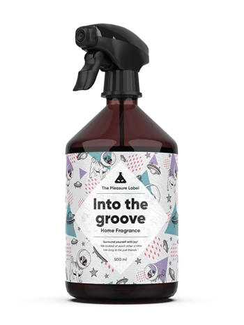 Into the groove huisparfum 500ml
