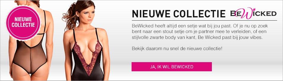 Nieuwe BeWicked lingerie