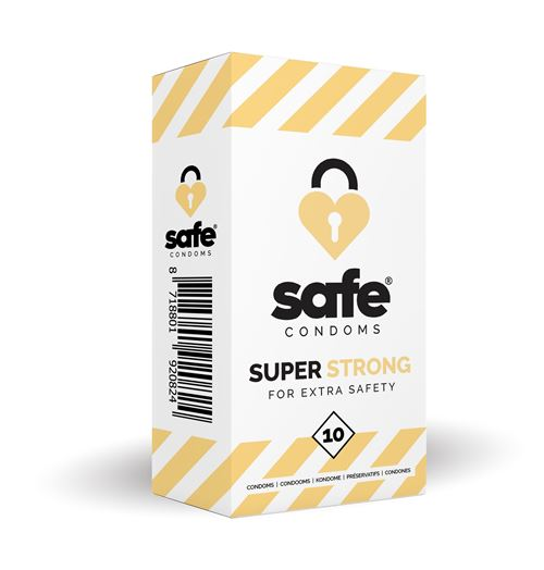 Safe Super Strong Condooms 10st
