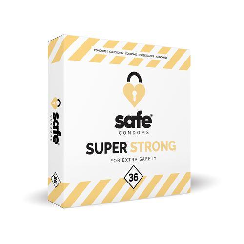 Safe Strong condooms 36 stuks