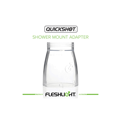 Fleshlight Quickshot Shower Mount Adapter