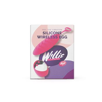 Willie Wireless Silicone Egg