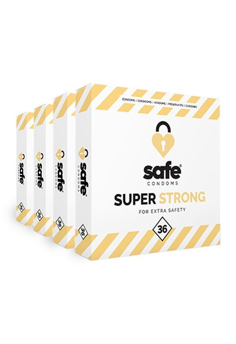 Safe Super Strong 144 stuks