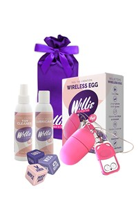 Willie Wireless Egg pakket