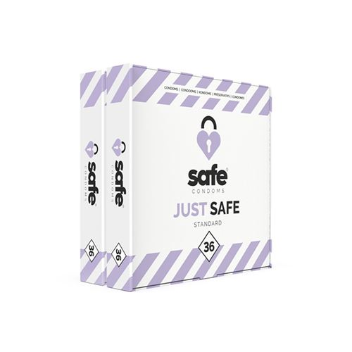 Just Safe Standaard Condooms 72st