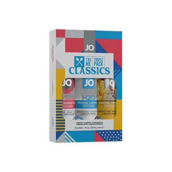 JO - Classic glijmiddel triple pack 3x30ml