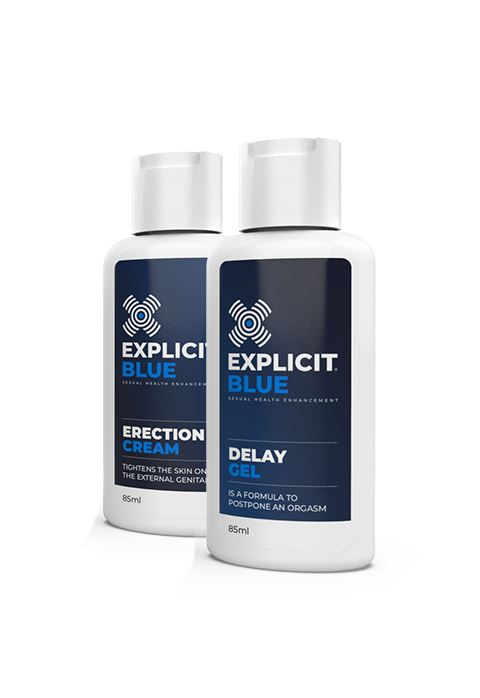 Explicit Blue Combi