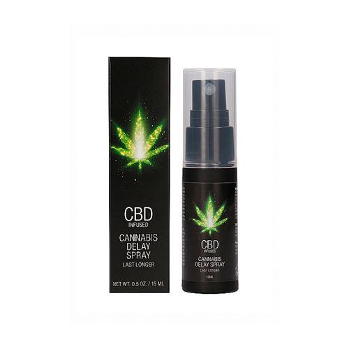 Image of CBD - Cannabis vertragingsspray voor mannen 15ml